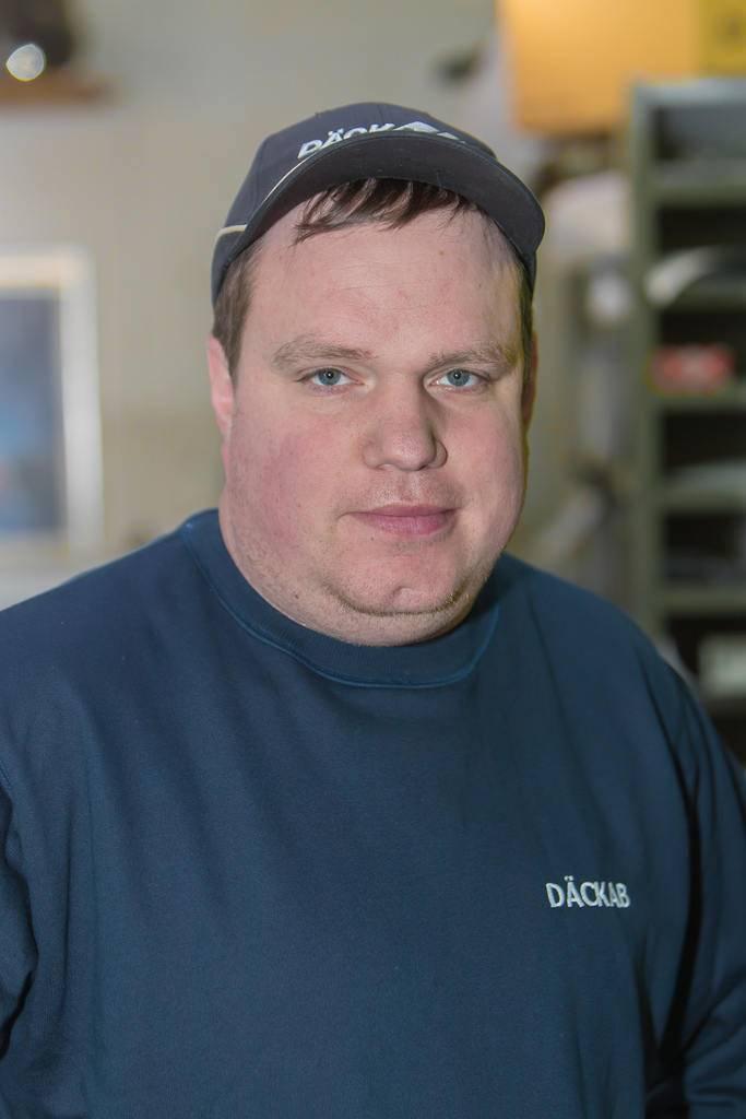 Roger Grannas Däckab Sveg. Foto: Morgan Grip / Mediamakarna Grip
