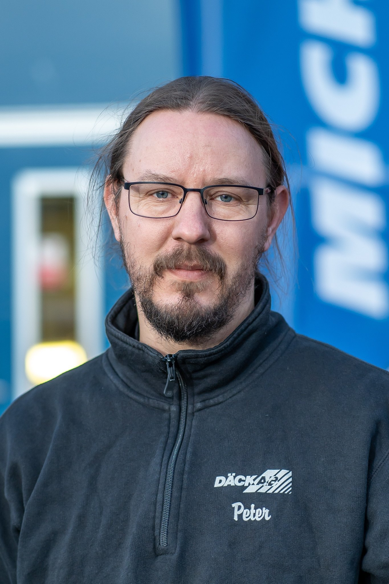 Peter Svensson Däckab Delsbo. Foto: Morgan Grip / Mediamakarna Grip