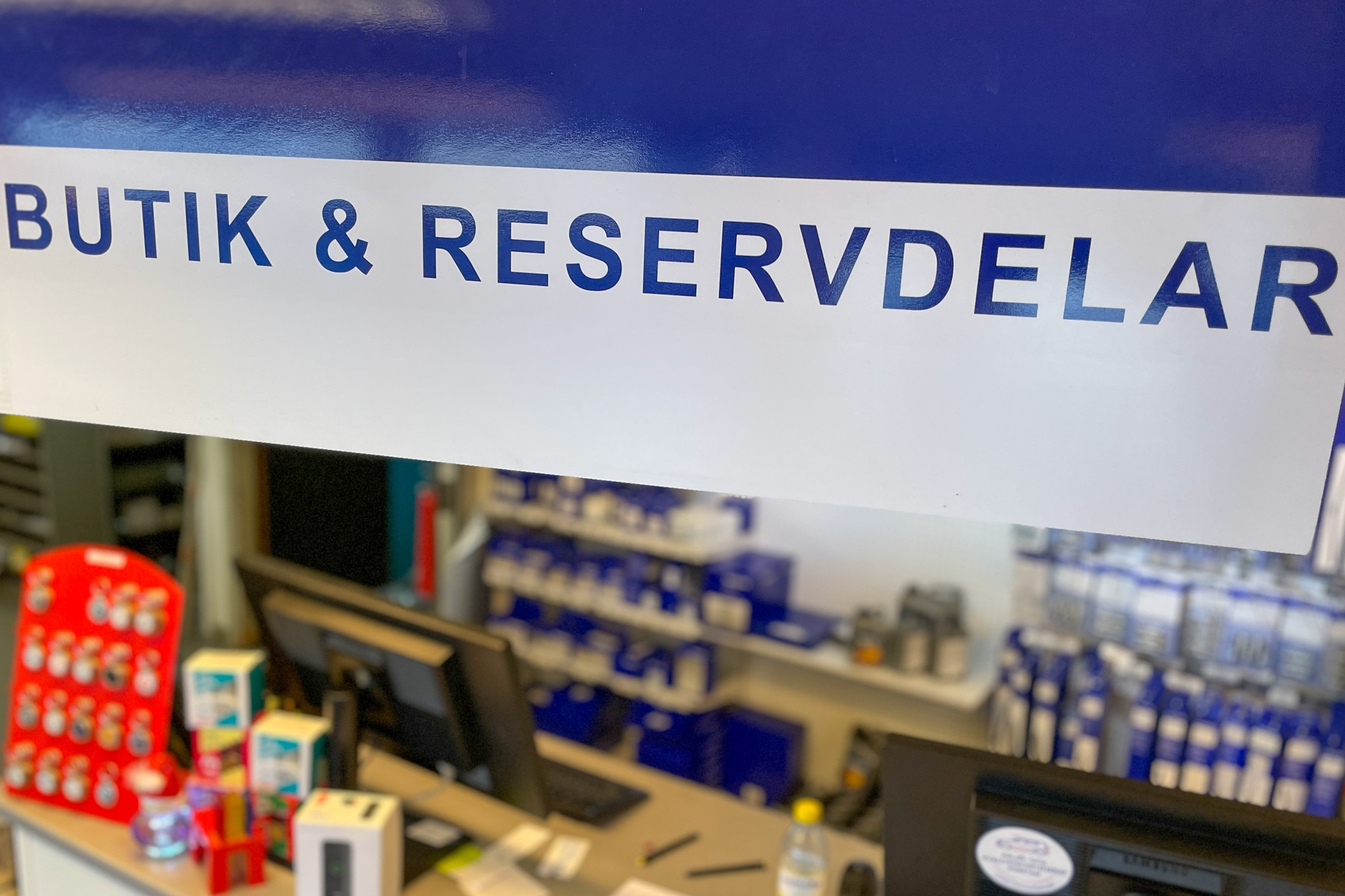 Däckab söker butikspersonal till Sveg